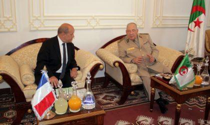 Le général Gaïd-Salah accuse la France de chercher à déstabiliser l'Algérie