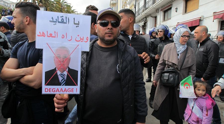 Manifestation Alger