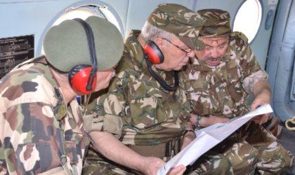 Le général Gaïd-Salah va-t-il lancer une mise en garde à deux pays voisins ?