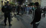 Manifestations nocturnes contre les élections dans de nombreuses villes du pays