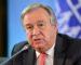 Guterres espère «une transition pacifique et démocratique» en Algérie