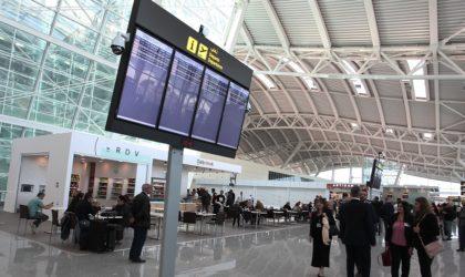 Aéroport Houari-Boumediene : ouverture du point de vente Condor au terminal Ouest