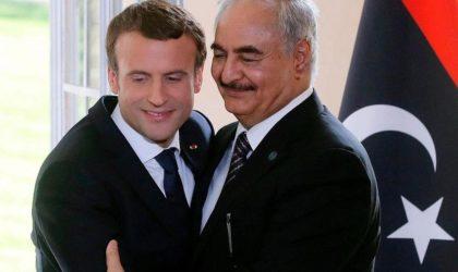 Comment Macron a voulu «couvrir» Haftar au sein de l'Union européenne