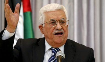 Mahmoud Abbas refuse de percevoir des taxes en partie gelées par l'occupant israélien