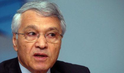 Que fait l'ex-ministre de l'Energie Chakib Khelil chez Abdelkader Bensalah ?