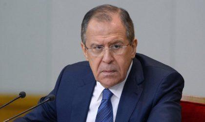La déclaration de Moscou sur le Soudan s'applique-t-elle aussi à l'Algérie ?