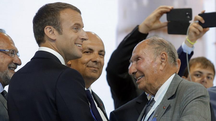 Macron détournement