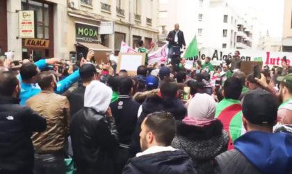 Les Algériens à l'étranger en parfaite symbiose avec le peuple