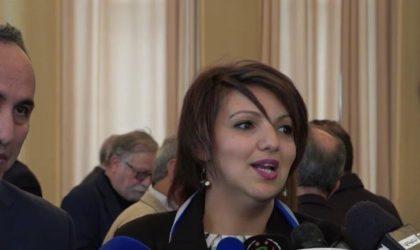 La nouvelle ministre de la Culture : «Bouteflika est entre la vie et la mort»