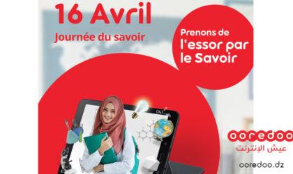 Ooredoo engagée dans la lutte contre l'analphabétisme en Algérie