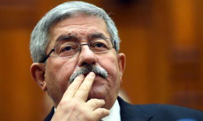 Le RND désignera le 6 juillet un remplaçant à Ahmed Ouyahia