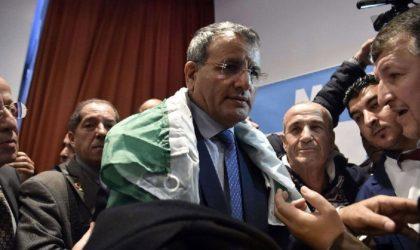 Ali Ghediri premier candidat déclaré à la prochaine présidentielle