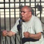 Salem Benammar mouvement populaire Algérie