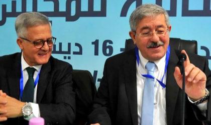 Seddik Chihab exige le départ d'Ouyahia du RND