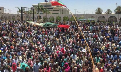 Soudan : accord manifestants-armée pour instaurer une autorité conjointe