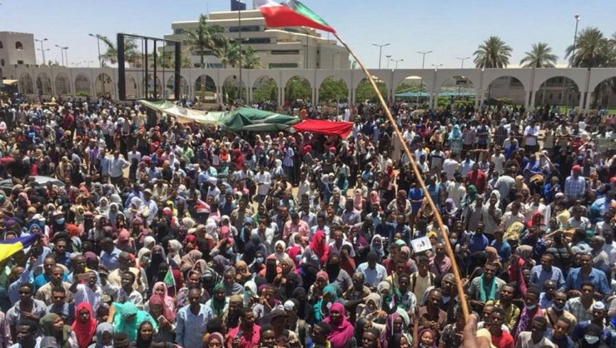 Soudan armée