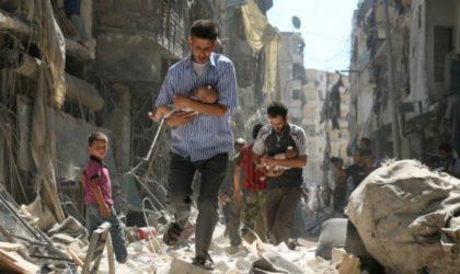 Syrie et Irak : le Royaume-Uni incapable de chiffrer les victimes