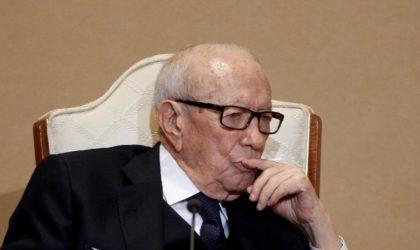 Essebsi commente la fin de Bouteflika en évoquant la mort de Boumediene
