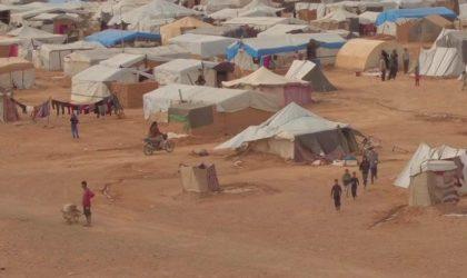 Pour Moscou et Damas, les Américains utilisent des réfugiés comme boucliers humains