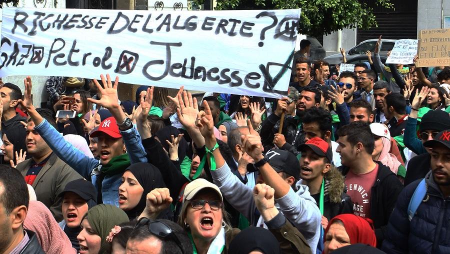 Algérie conséquences