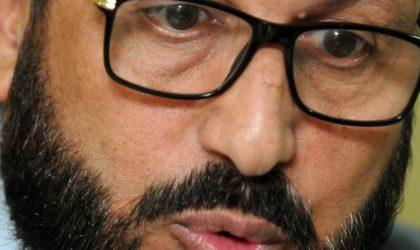 Pourquoi l'agent d'Ankara Hassan Aribi lèche les bottes au général Gaïd-Salah