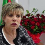 Zoubida Assoul mouvement populaire Algérie