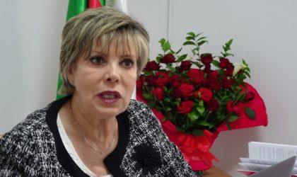 Zoubida Assoul : «Le peuple algérien a foi en son armée»