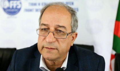 Hakim Belahcel : «Le FFS fait l'objet d'une campagne de sape savamment orchestrée»