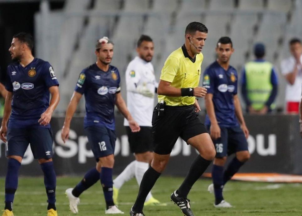 L'arbitre international, Abid Charef, sera absent à la CAN- 2019. D. R.