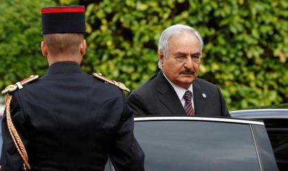 Le Libyen Khalifa Haftar profite de la situation en Algérie pour partir en guerre