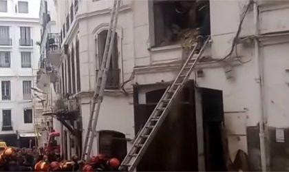 Effondrement d'un immeuble à la Basse-Casbah : le bilan s'alourdit à 5 victimes (Protection civile)