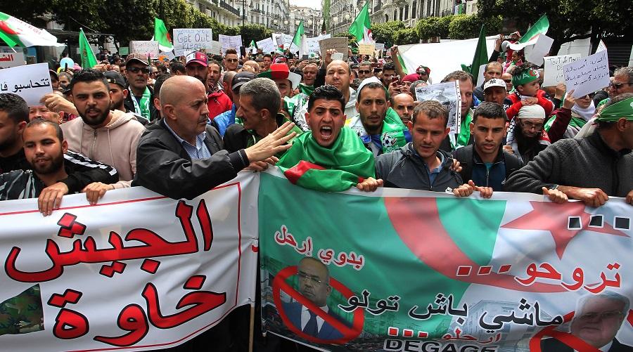 gaa Algériens