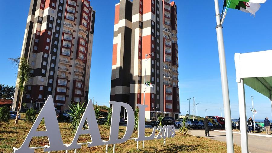logements AADL