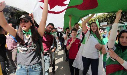 Un Franco-tunisien déverse sa haine contre les manifestants en Algérie
