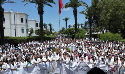 Maroc : plus de 300 médecins annoncent leur démission collective