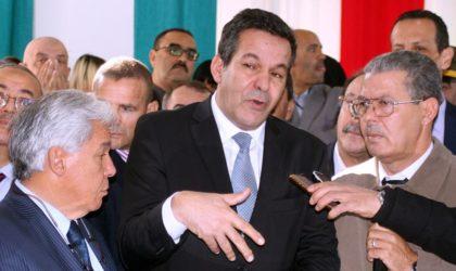 Saïd Djellab annonce l'installation du Conseil national de la promotion des exportations