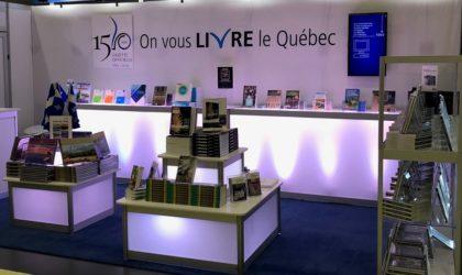 Québec : L'Algérie invitée d'honneur du 60eSalon international du livre