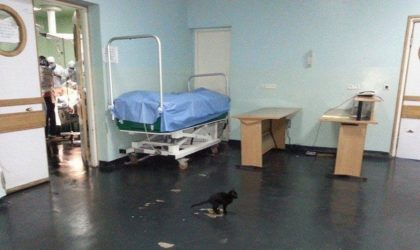 Les images choquantes des malades du Covid-19 au CHU de Mascara