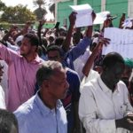 Manif Soudan