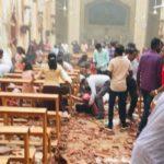 sri lanka explosions terroristes
