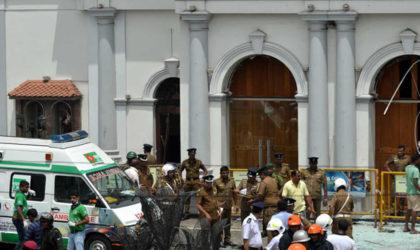 Sri Lanka : au moins 185 morts et plus de 500 blessés dans huit explosions