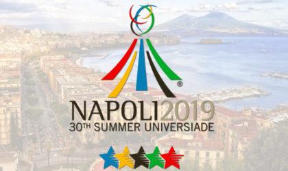 Universiade de Naples : une opportunité pour la ville et pour le sport algérien