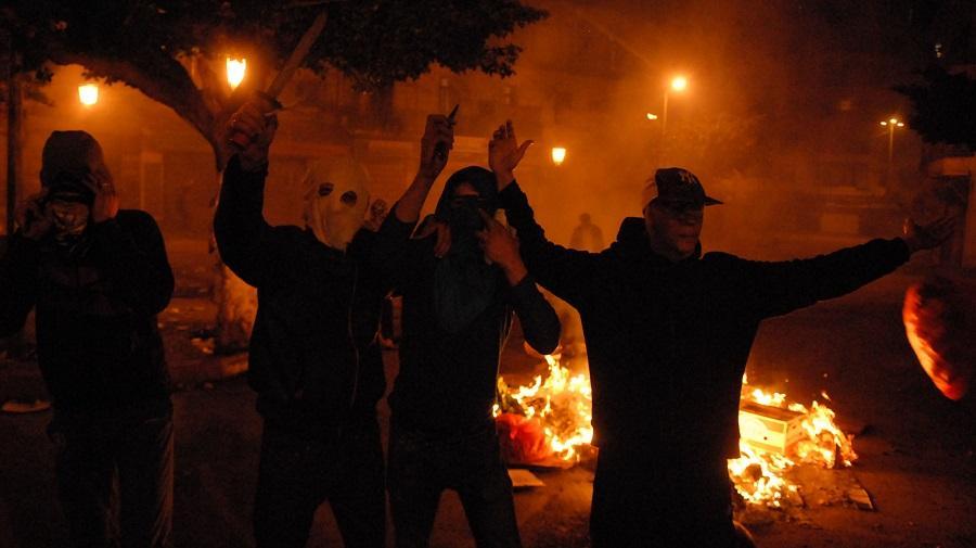 émeutes El-tarf