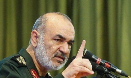 Les Gardiens de laRévolutionislamique iraniensdéfient Washington