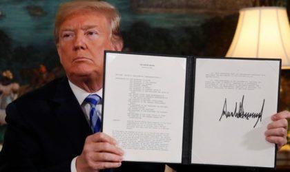 Nucléaire iranien: les sanctions américaines, un obstacle au plan d'action