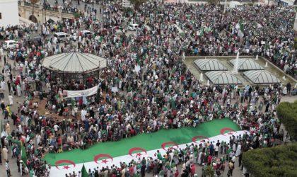 Immense mobilisation à Alger et nouvel itinéraire vers la place des Martyrs