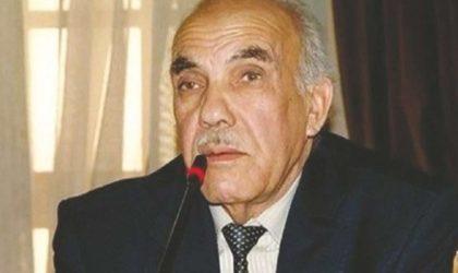 Mohand Ouamar chargé de la gestion de l'ONM par intérim