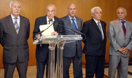 La proposition de l'Organisation nationale des moudjahidine à Gaïd-Salah