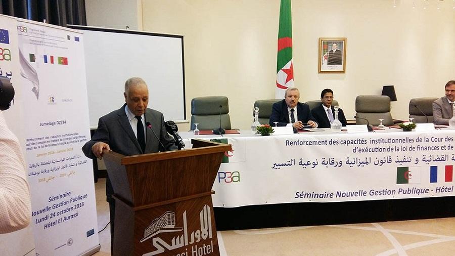 Abdelkader Cour des comptes