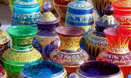 Artisanat et arts traditionnels au Palais de la culture d'Alger